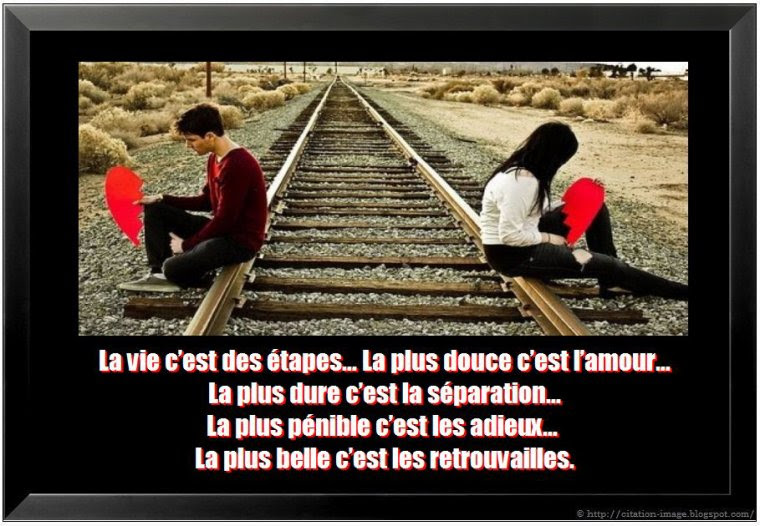 Citation Damour Triste Skyrock Best Citations D Amour