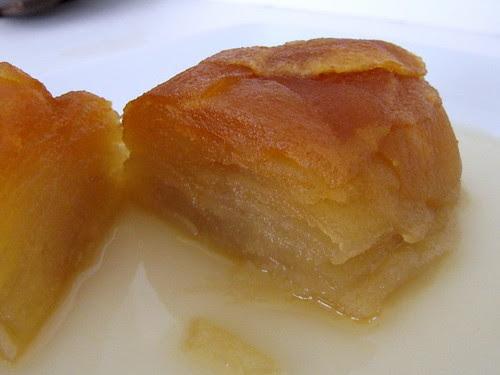 Pear Caramel Terrine