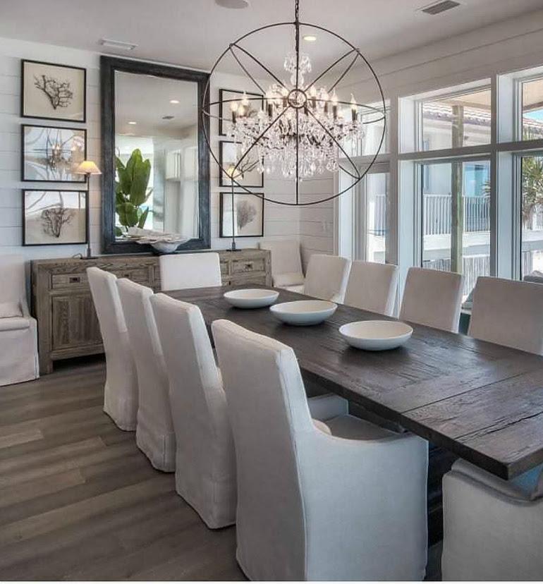 The Most Popular Dining Room Design Ideas On Pinterest ...