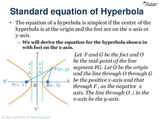 equation of hyperbola 5 638