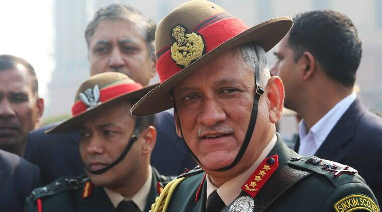China mum over India Army chief's remarks on PLA troop reduction in Do   klam