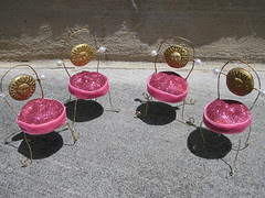 Pixie Wizard Poker Chip Chairs! Swap!