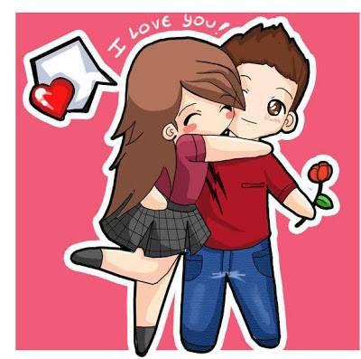 Dibujos De Enamorados Dibujos