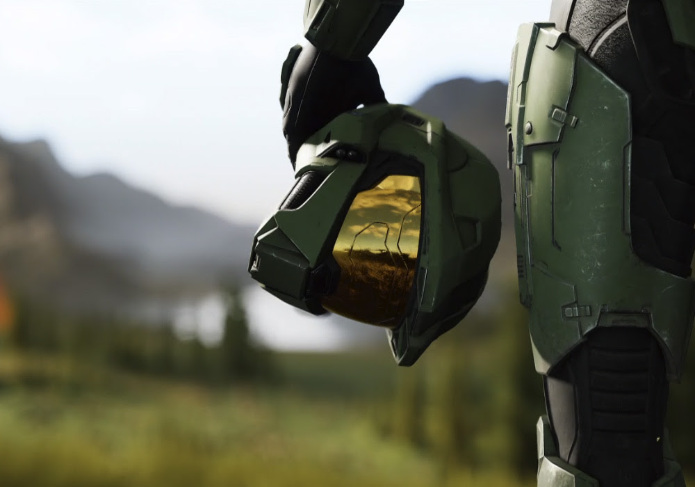 Microsoft announces Halo Infinite at E3 screenshot