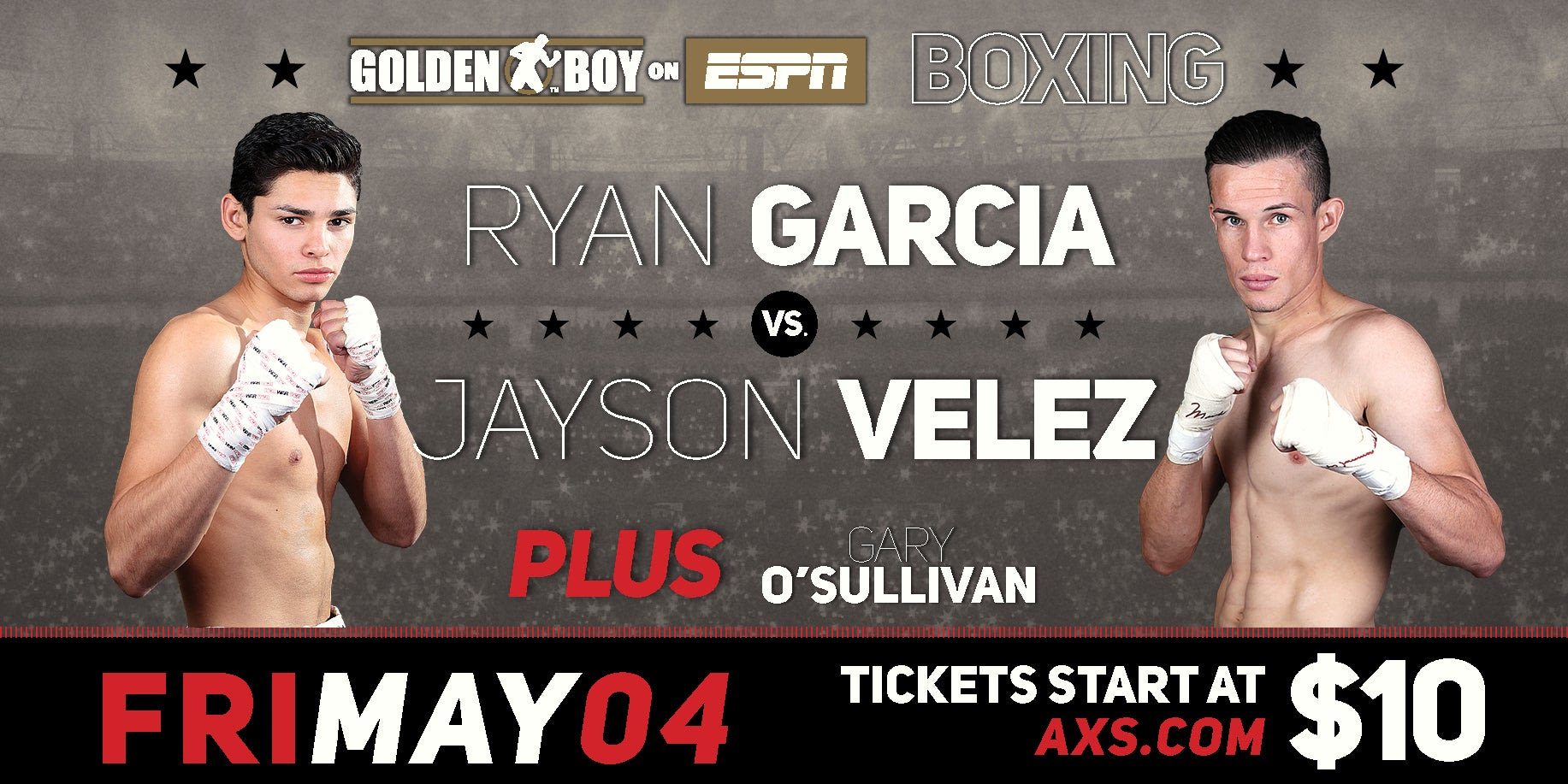 Stubhub Center To Host Special May 4 Edition Of Golden Boy Boxing On Espn Dignity Health Sports Park
