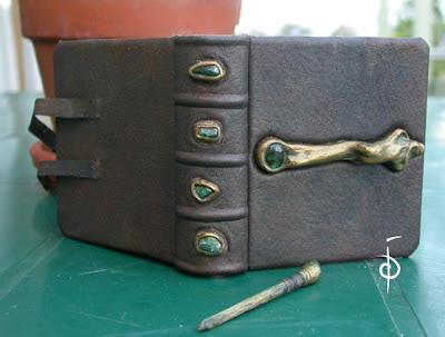 kelfae handmade book binding