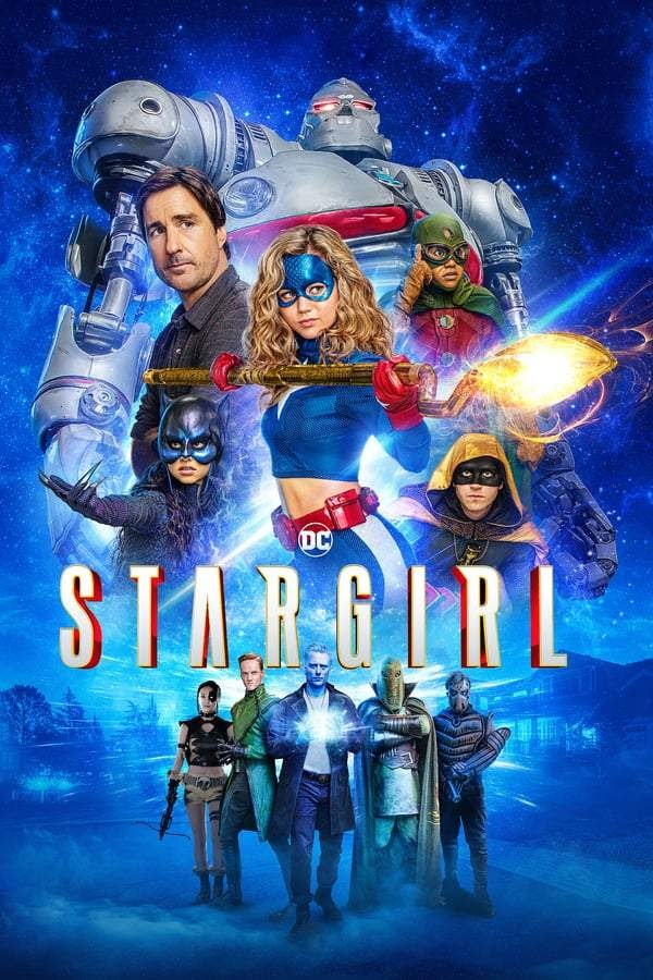 MP4: Stargirl Season 1 Episode 7 (S01E07) - Shiv Part One