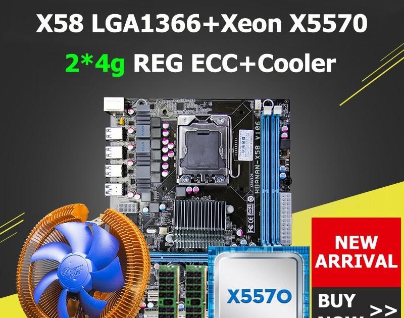 Купить Продвижение HUANAN Чжи X58 материнской USB3 0 скидка