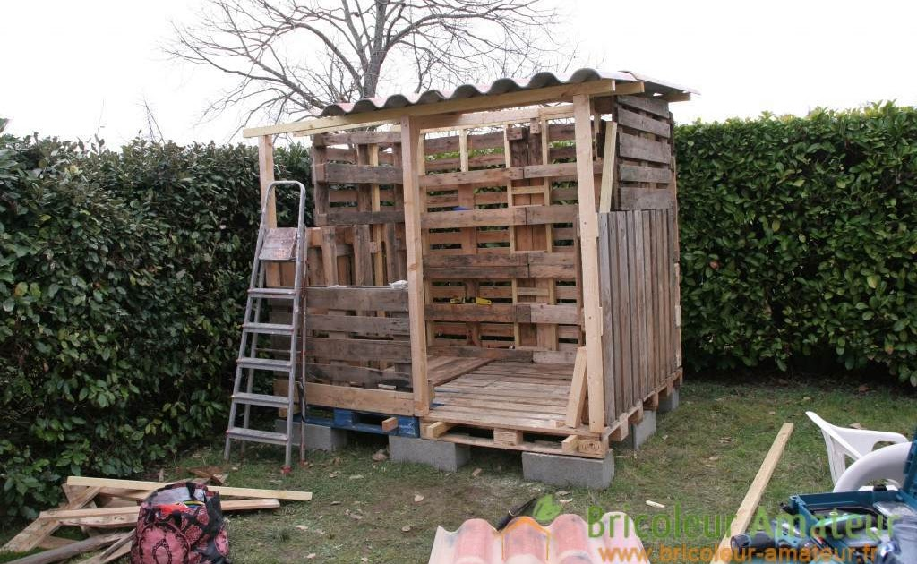 Guide To Shed Detail Plans Of Garden Shed Made From Pallets