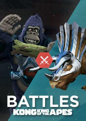 Battles - Kong: King of the Apes - Season 1