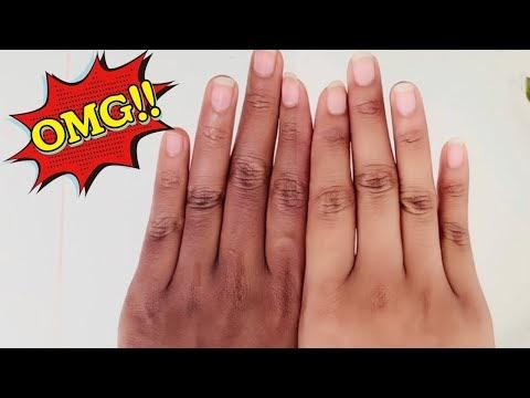Hand Whitening lotion Natural hand Whitening Formula