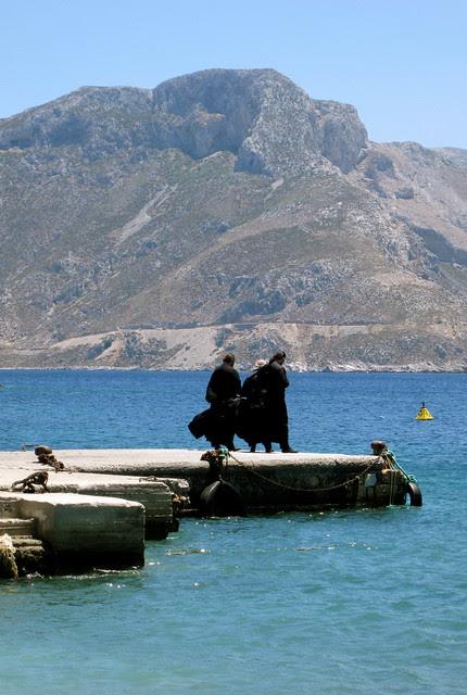 Fishing Priests (2)