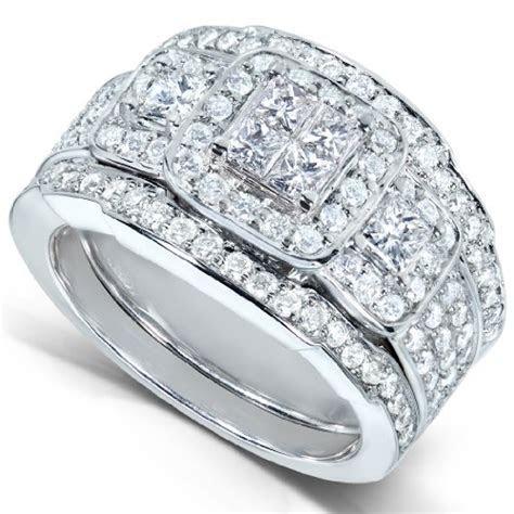 Jewelry for sale: Cheap 1 1/3ct TW Princess Diamond