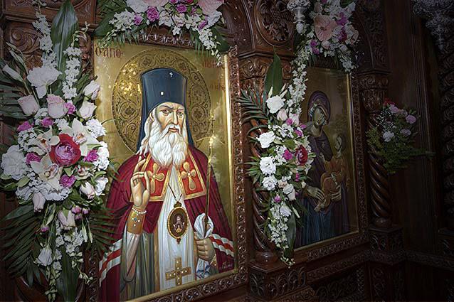 Άγιος Λουκάς ο Ιατρός, Αρχιεπίσκοπος Συμφερουπόλεως Ιερά Μονή Παναγίας Δοβρά, Βέροια