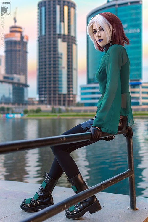 Rogue X Men Movie Cosplay