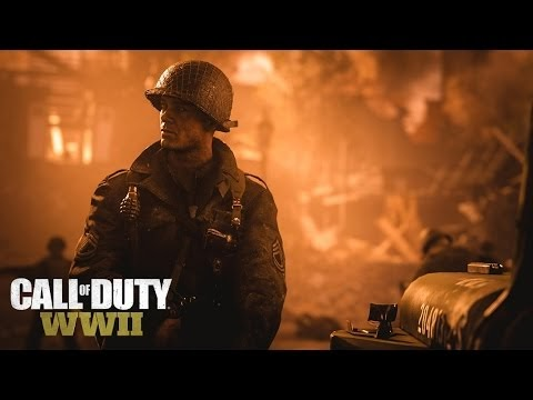 ¡Este es el espectacular trailer de Call of Duty: World War II que nos ha dejado boquiabierto!