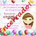 Resultado do sorteio de Aniversário do blog com a parceria da CháMais!
