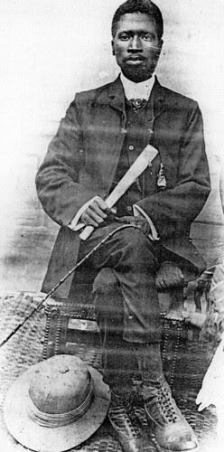 Samuel Ofosu 1909