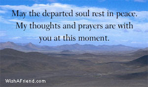 Rest In Peace Sympathy Quote Quotespicturescom