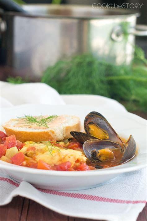 pronounce seafood bouillabaisse