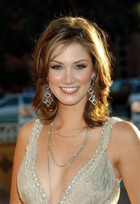 delta goodrem hot cleavage sexy hq   photoshoot