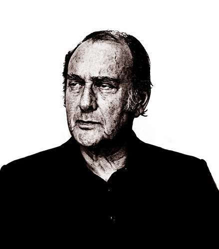 Harold Pinter by photarist
