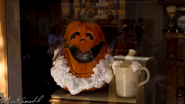 Disneyland Resort, Disneyland, Main Street U.S.A., Halloween, Pumpkins, Decoration