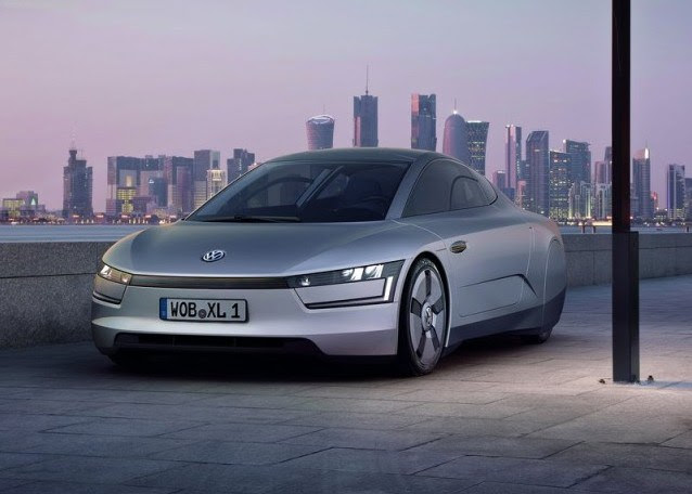 Volkswagen XL1 2017 review, specification, price.