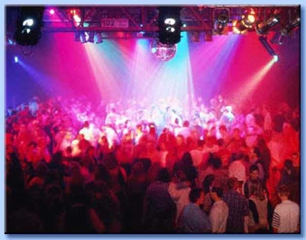 discoteca ipnosi