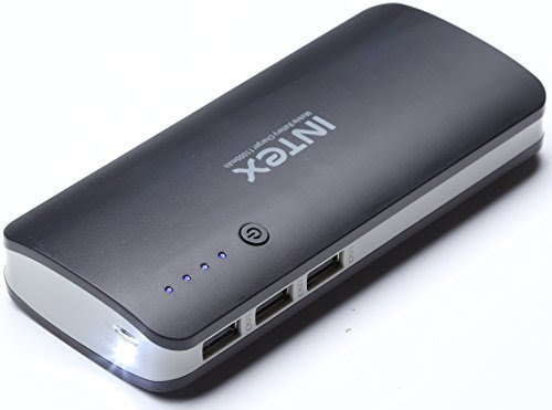 Deals on Intex IT-PB11K 11000mAH Power Bank (Black)