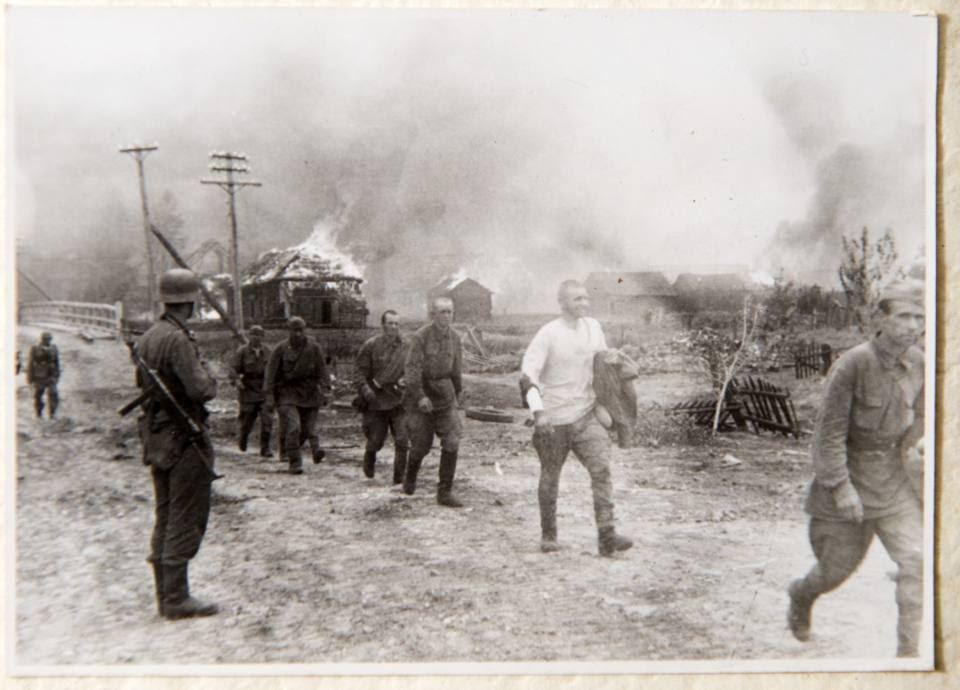 I prigionieri sovietici