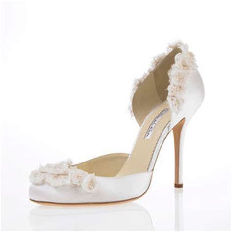 20  Designer Wedding Shoes (You Can Dance In)   BridalGuide