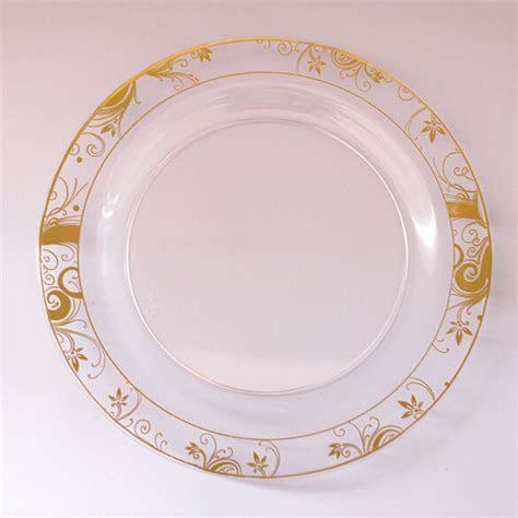 59 Fancy Plastic Plates For Wedding, Elegant Wedding Party