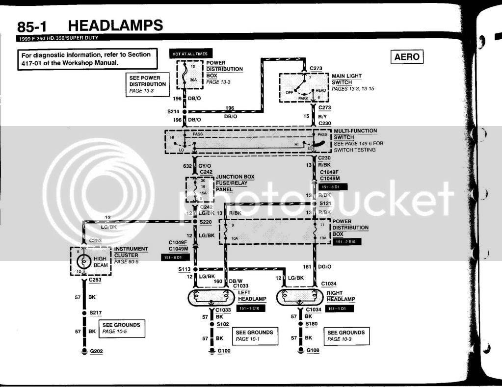 02 Ford F350 Wiring Diagram