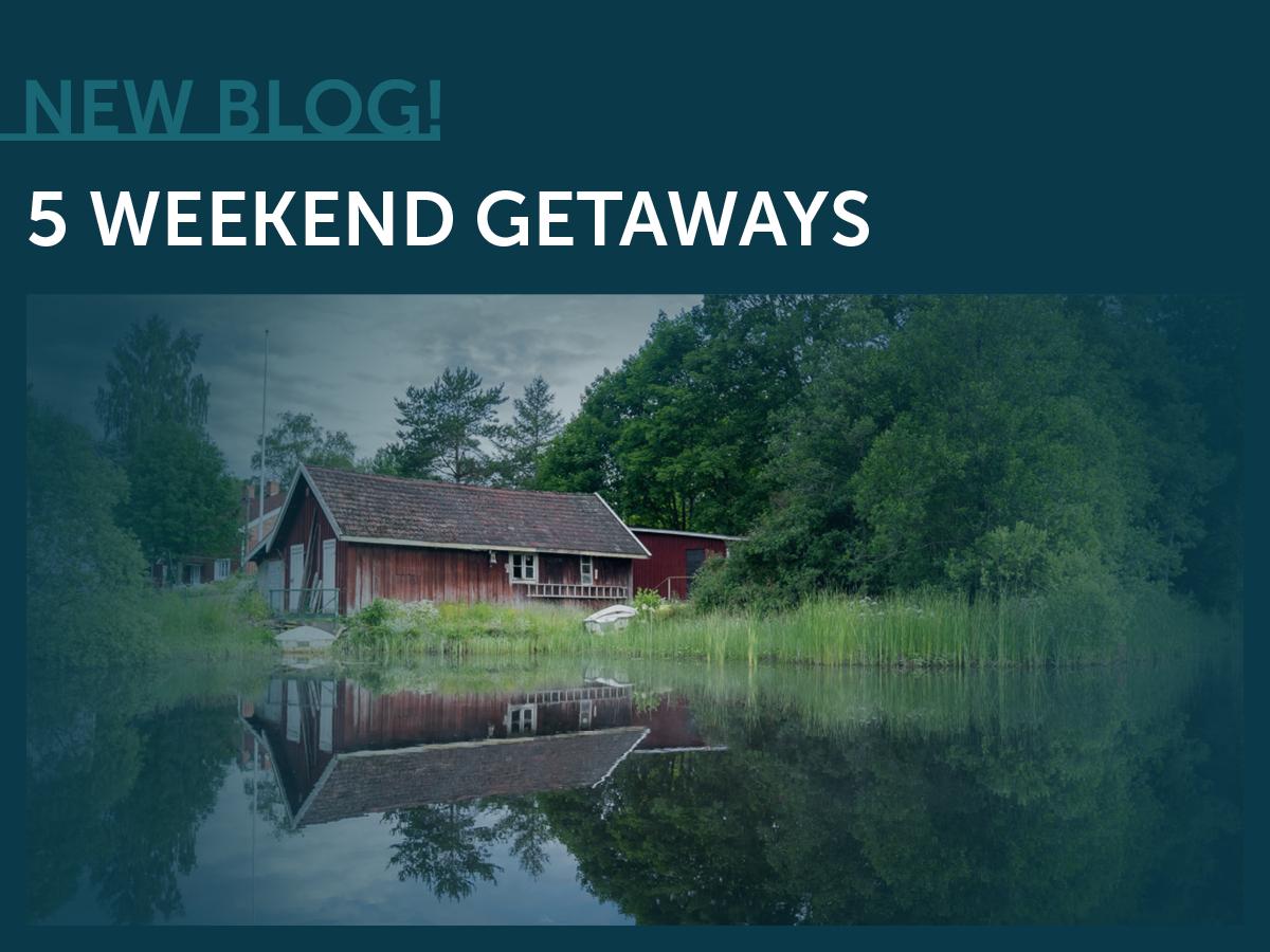 5 Ohio Weekend Getaways  American Heritage Insurance Group