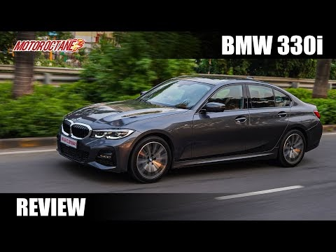 BMW 330i M Sport Review – What a Sedan! | MotorOctane