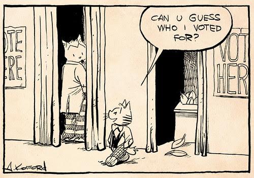 Laugh-Out-Loud Cats #2112 by Ape Lad