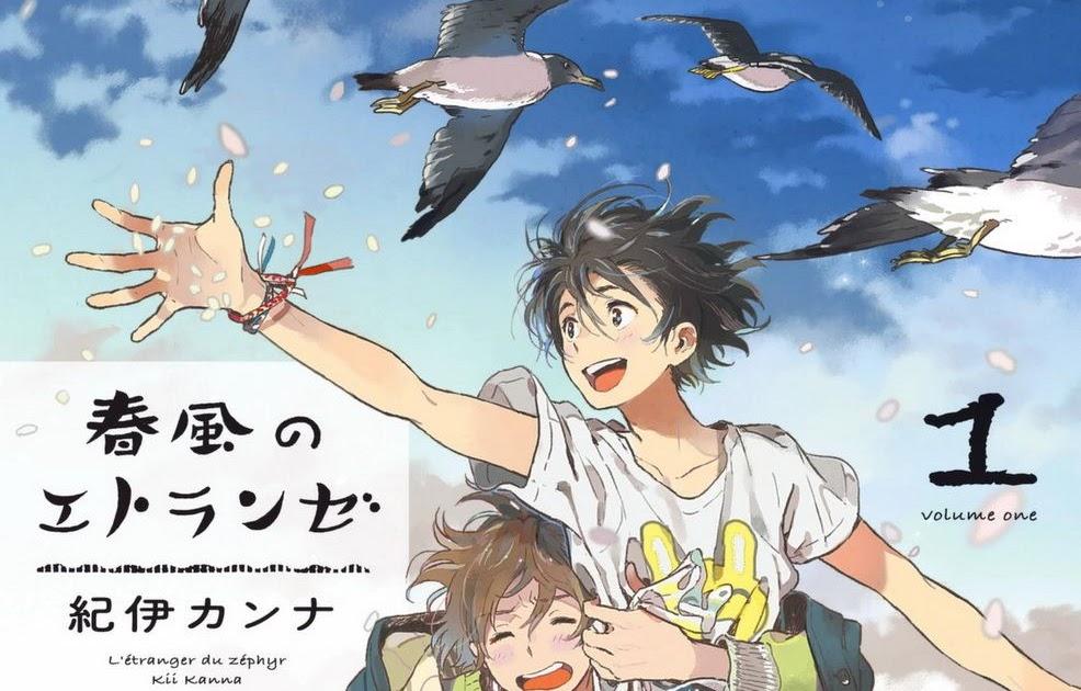 Wallpapers HD umibe no etranger anime english dub - Anime ...