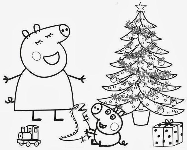 Dibujos Para Colorear Peppa Pig Imagesacolorierwebsite