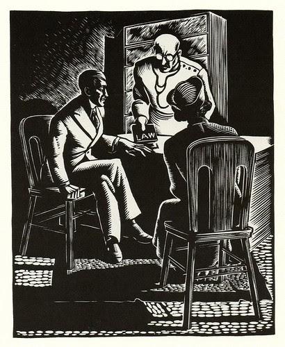 Graphic Novel illustration by Giacomo Patri