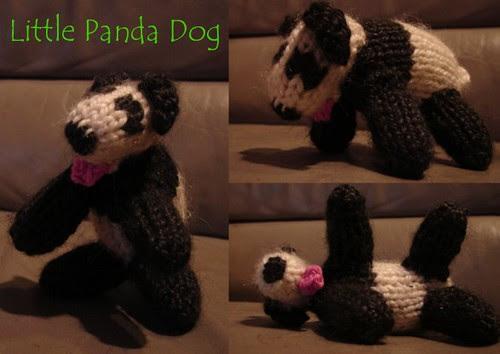 Panda Dog1