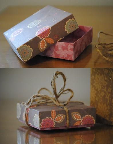 Hand Made Paper Box