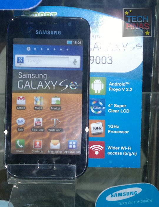 Samsung Galaxy S i9003