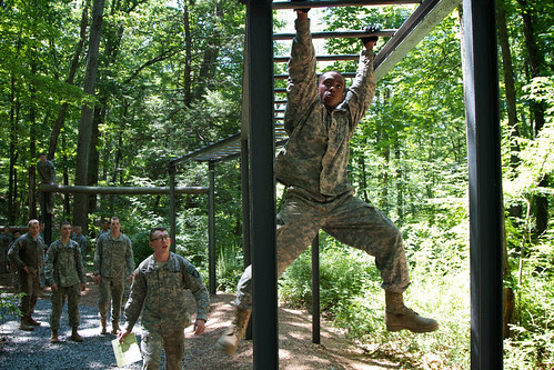 Obstacle Course- 10 by West Point - The U.S. Military Academy, on Flickr