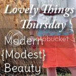 Modern Modest Beauty