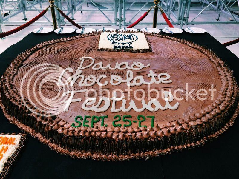 DAVAO CHOCOLATE FESTIVAL 2015