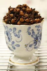 Spice - Cloves [in porcelain]
