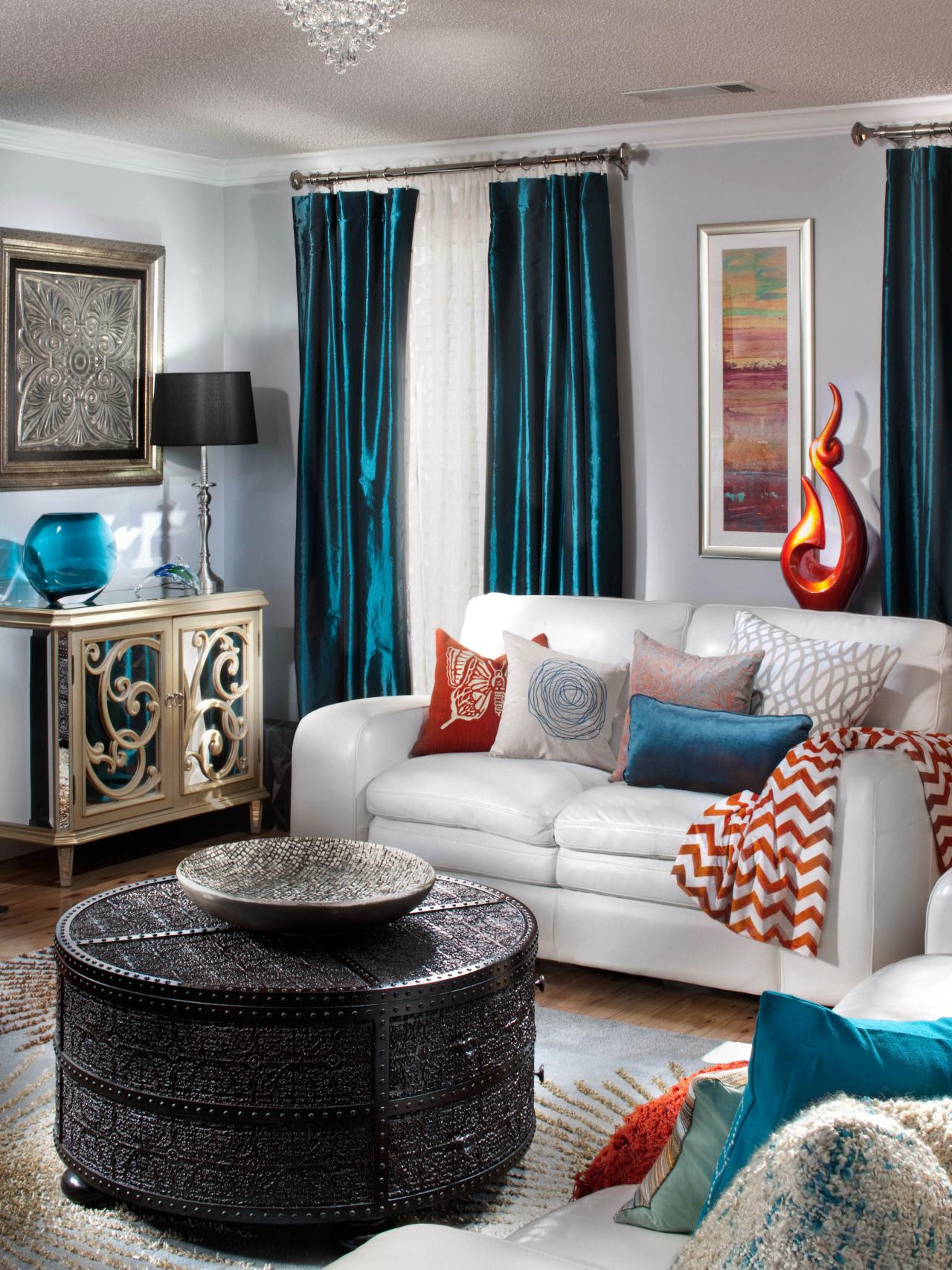 25 Transitional Living Room Design Ideas - Decoration Love