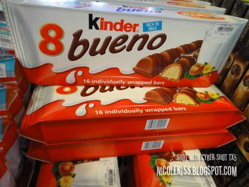bueno chocolates