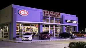 Westside KIA Automotive Dealership
